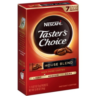 The best packaged instant coffee in town